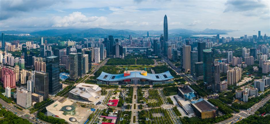 China to build Shenzhen into socialist demonstration area