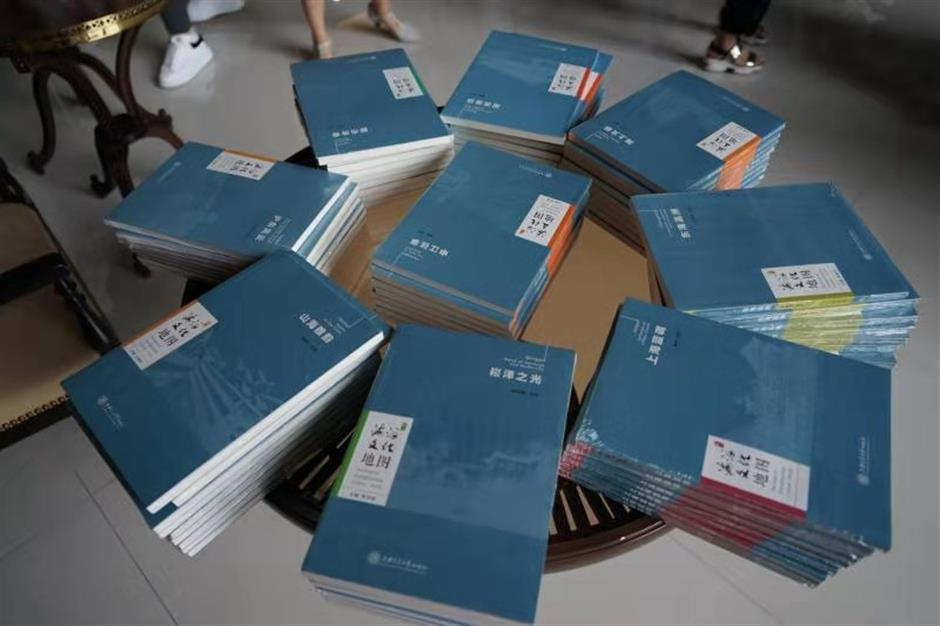 Shanghai culture speaks volumes at book fair