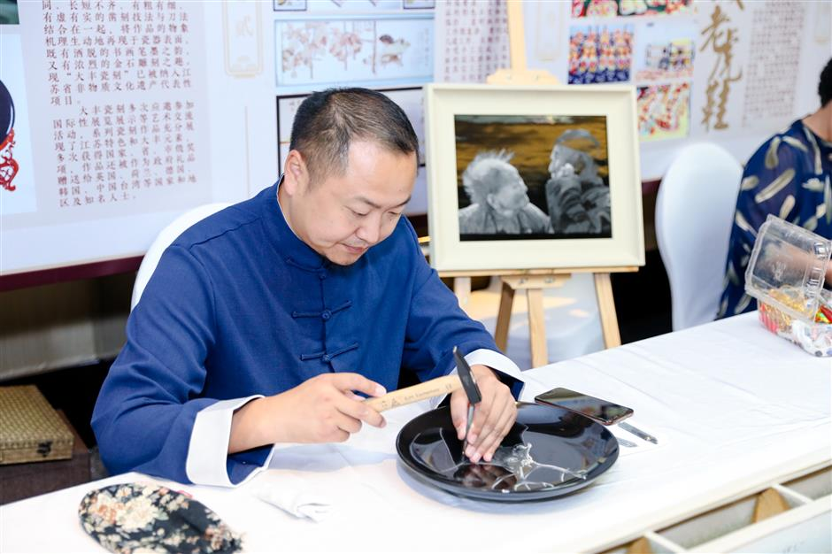 Yancheng tempts visitors from Shanghai