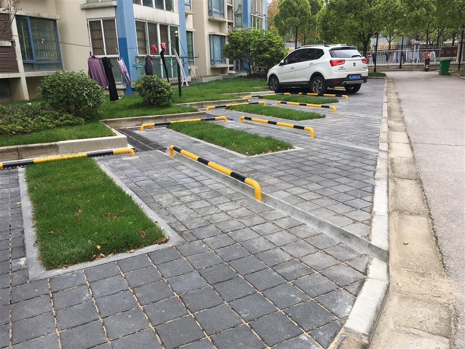 Lingang sponge city nears completion
