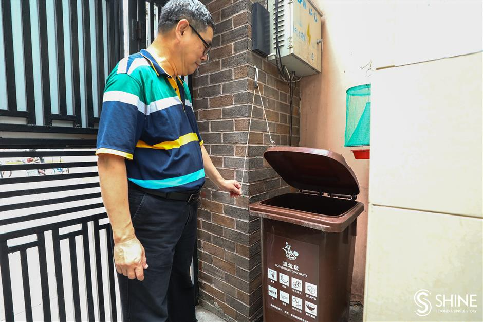 Garbage sorting inspires everyday innovations