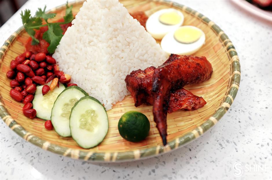 Taste of Sabah with modern Malaysian vibe