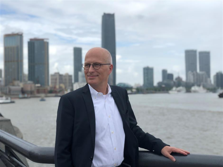 Hamburg looks to closer ties with Shanghai