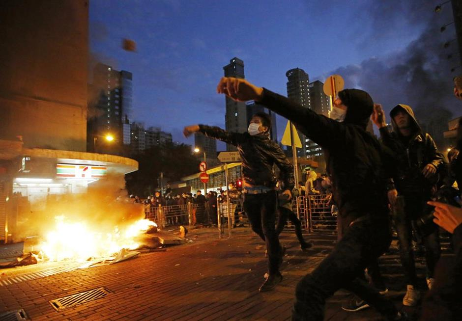 A brief summary of Hong Kong, its woes, and why the city's youth have it all wrong