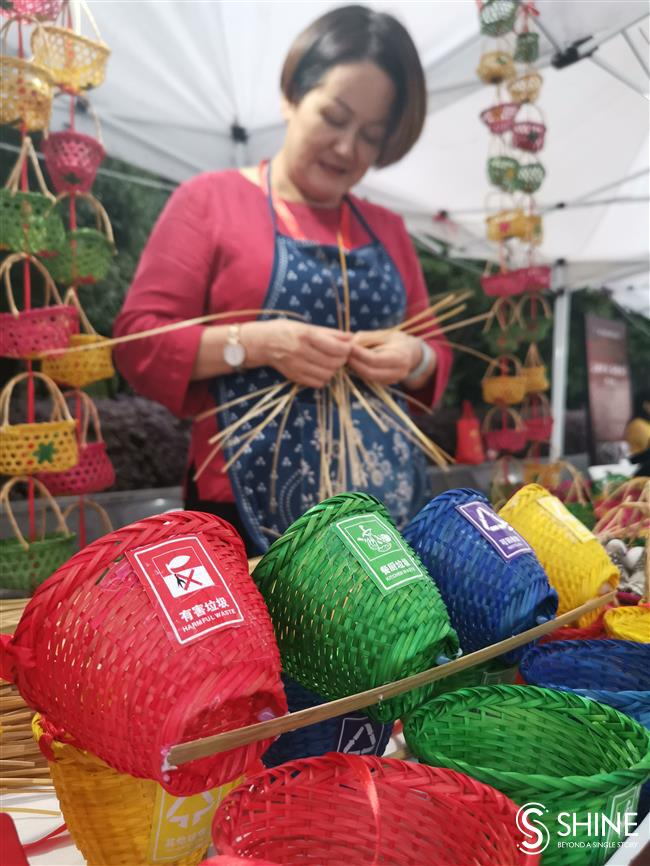 Temple fair hosts craft masters
