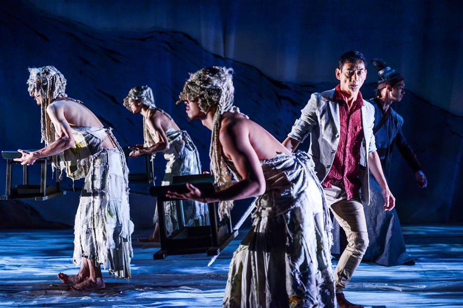 Enjoy Hong Kong dance, music and theater