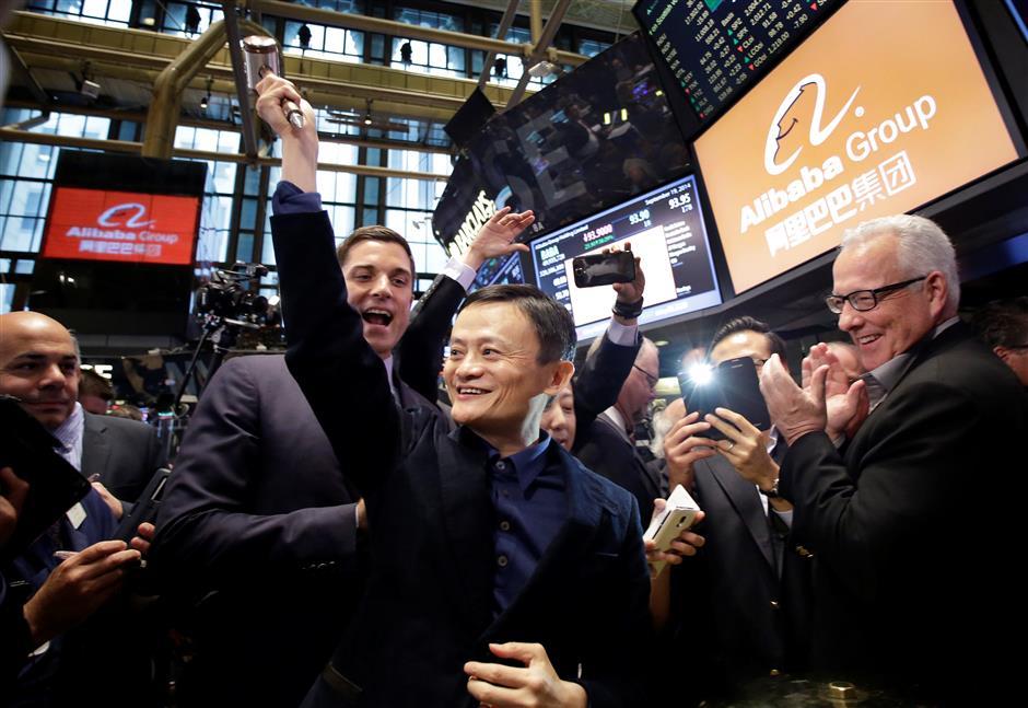 End of an era as Alibaba chairman Jack Ma set to step down