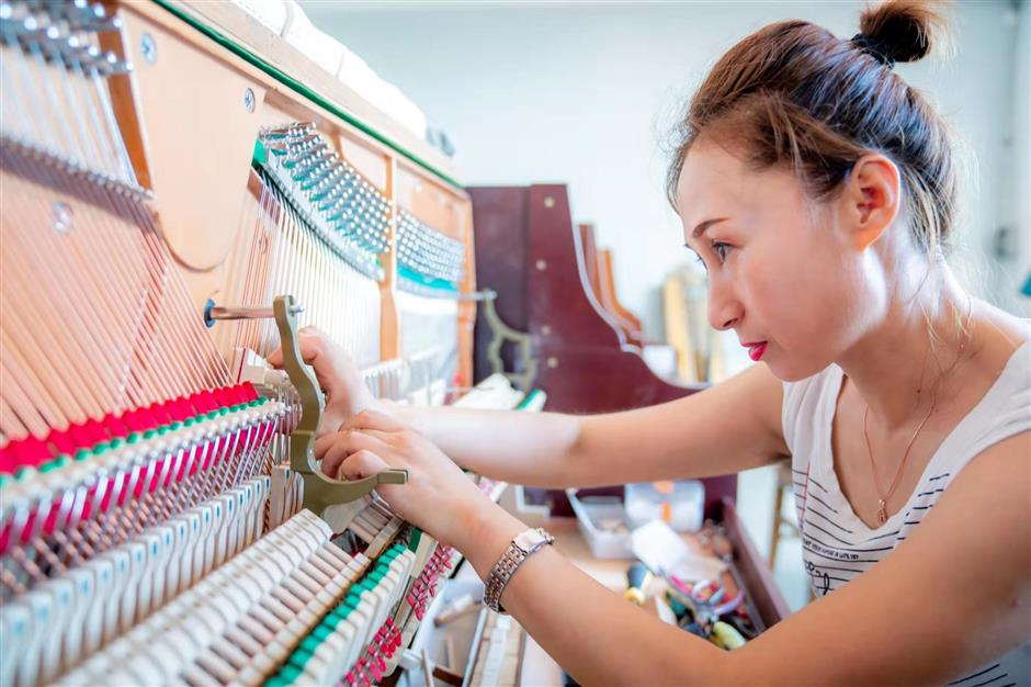 Bikinis, guitars and glasses...How China's small towns meet global demand