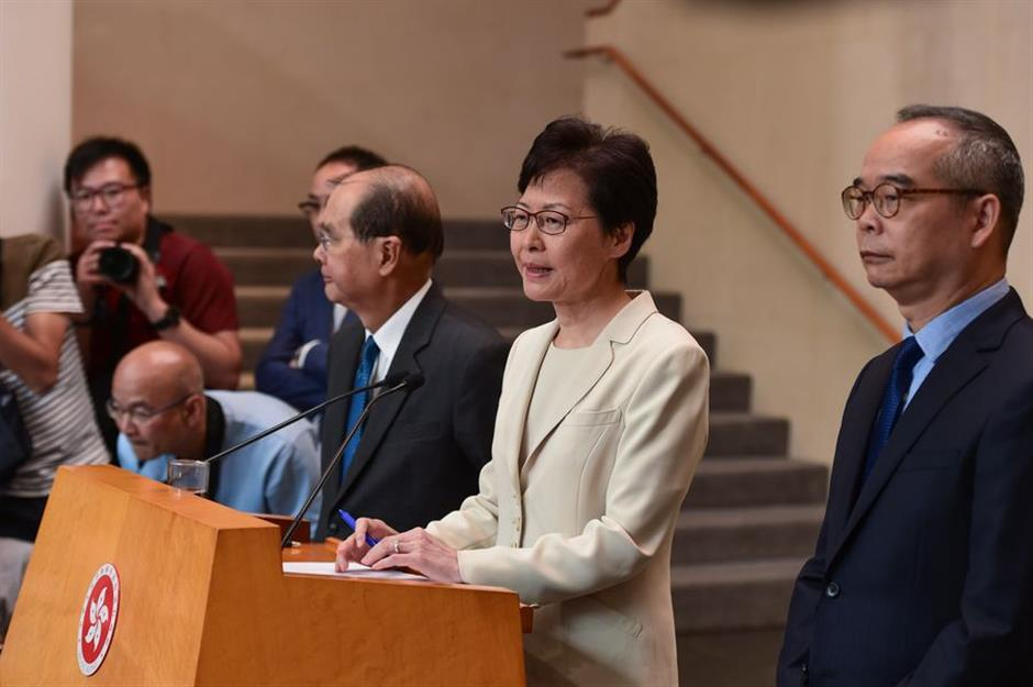 Behind Hong Kong's chaos lie deep-seated social problems