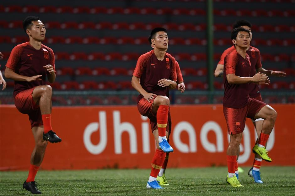 Son targets 10th straight World Cup spot for South Korea
