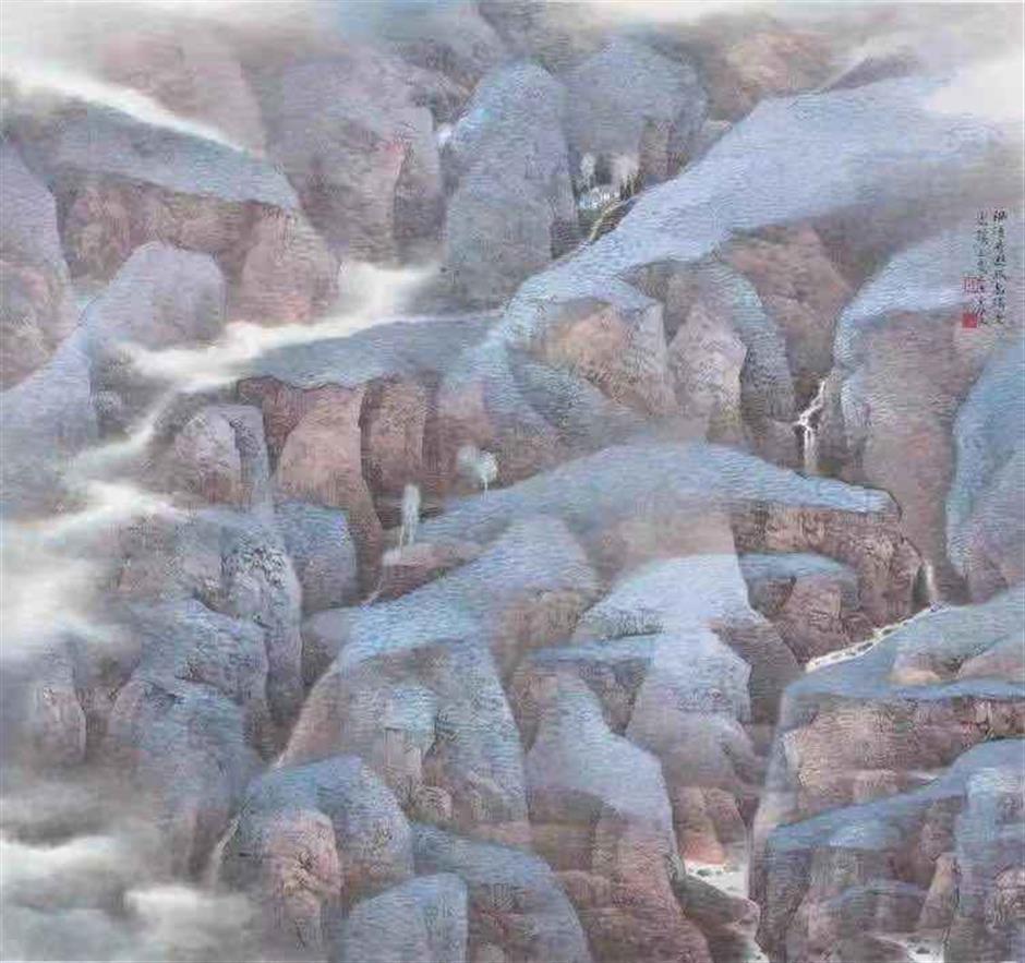 Two views of Jiangnan in art