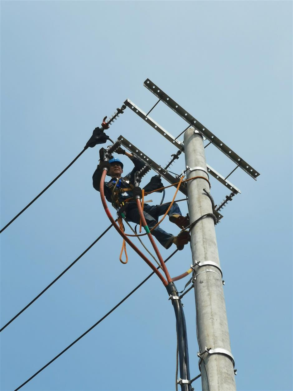 Region's first low voltage cross-province network completed