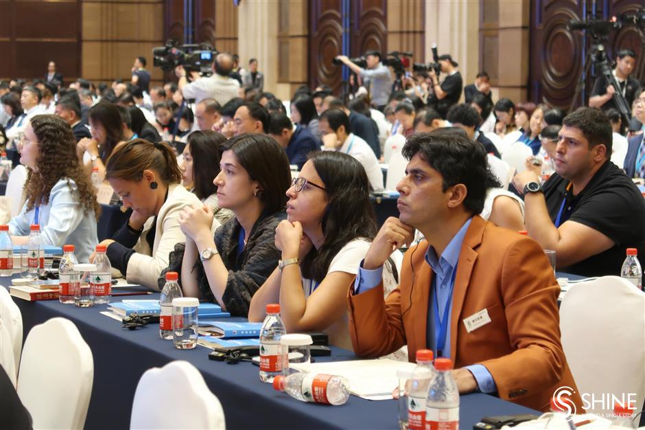 International cooperation leads to mutual benefits