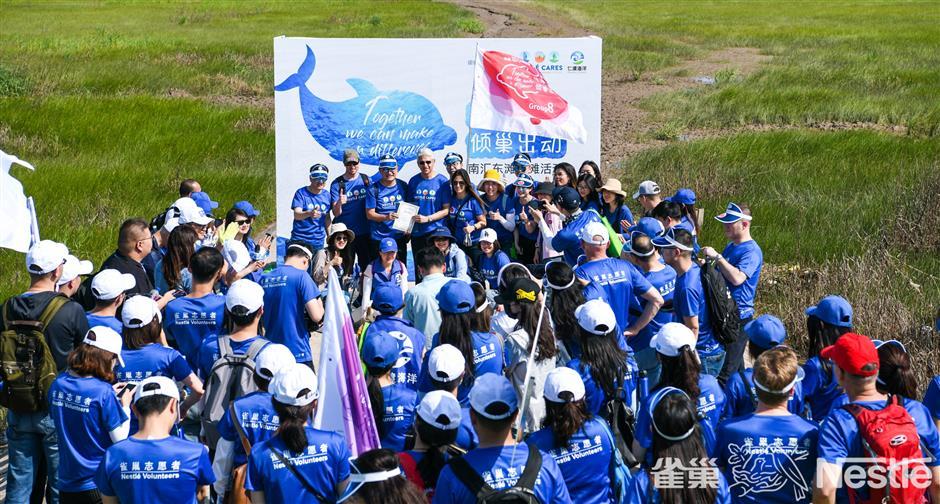 Nestle China head creates 'shared value'