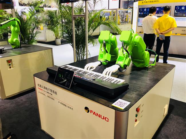 Robotics firms show latest offerings at CIIF