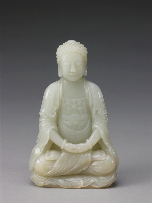 Qing Dynasty jade on display in Hangzhou