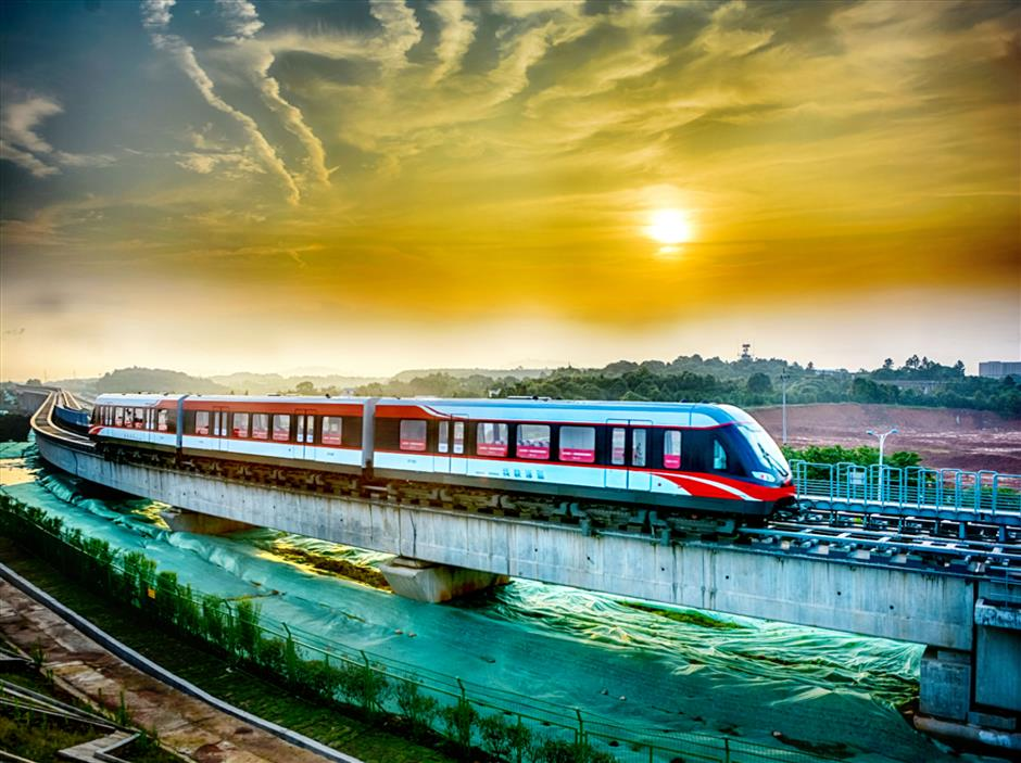 Maglev trains bring new possibilities for China's future transportation
