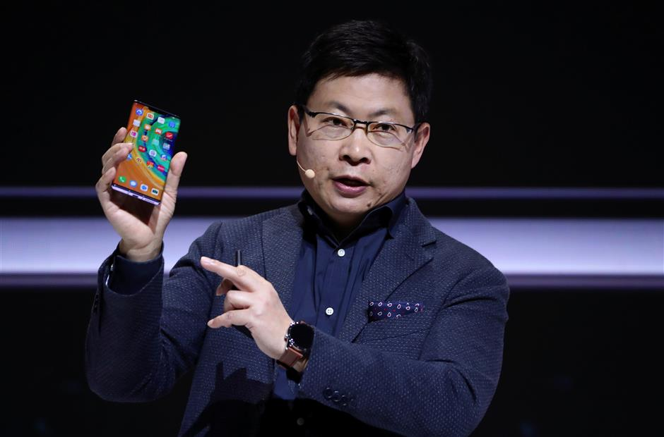 Huawei Launches Mate 30 Series Without Google Apps
