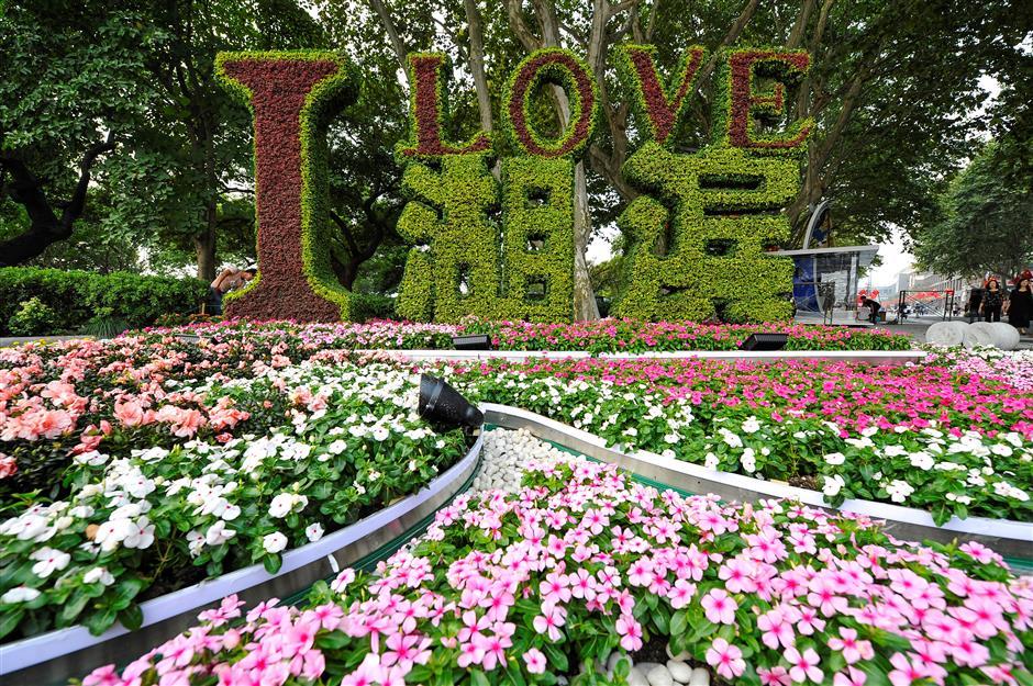 A stroll down memory lane at Hubin Pedestrian Road