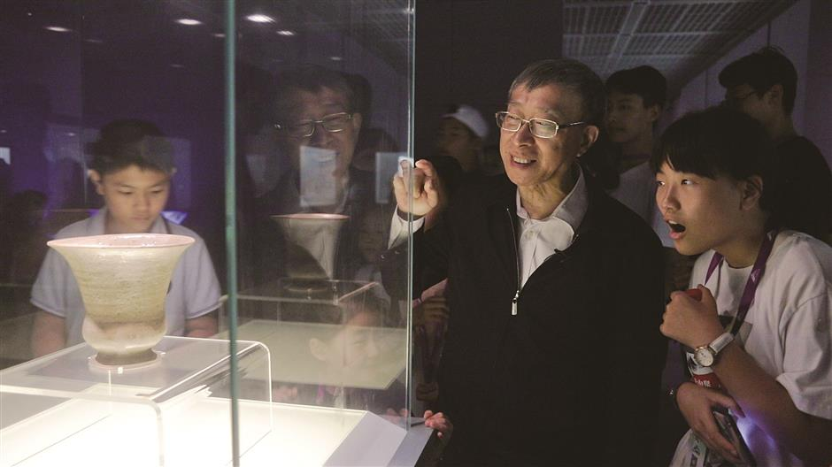 Museum a paradise for former director