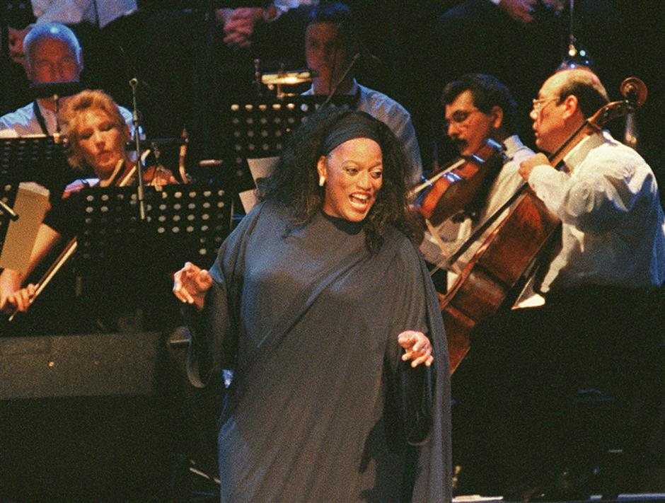 Global opera legend Jessye Norman dies at 74
