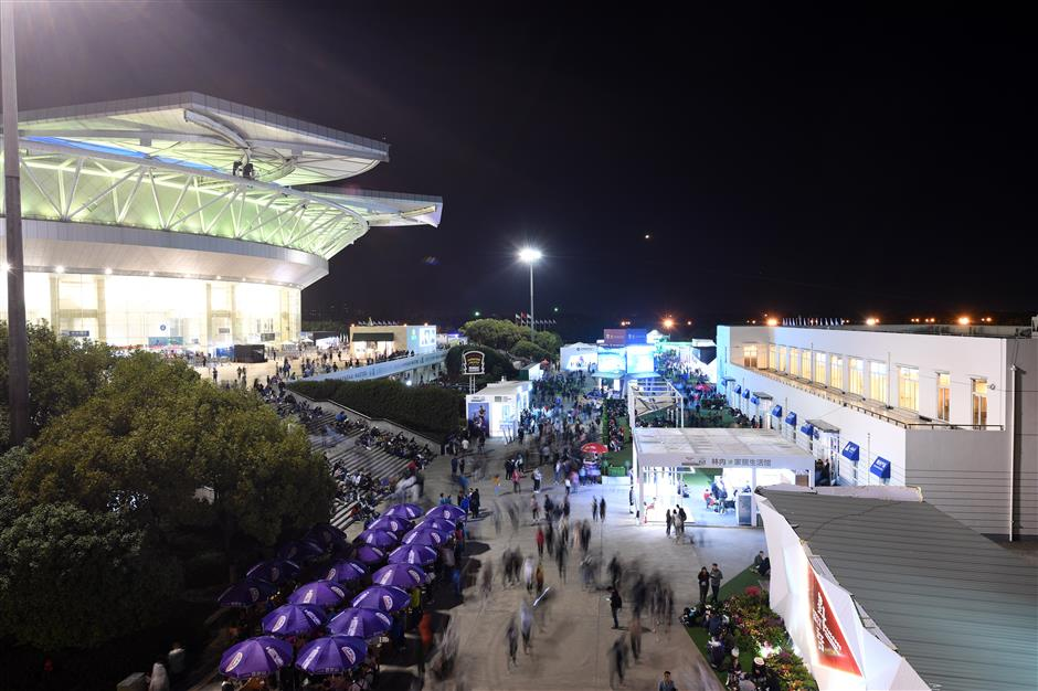 Shanghai Masters venue gets new managing firm