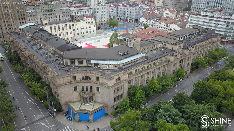 Renovation starts on former municipal council building
