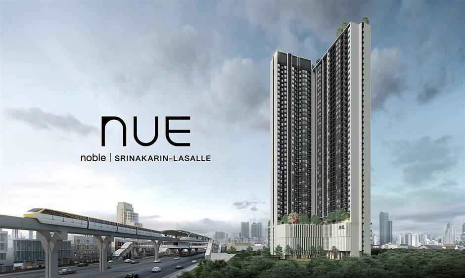 NUE NOBLE SRINAKARIN – LASALLE: A Big Hit in Overseas Markets