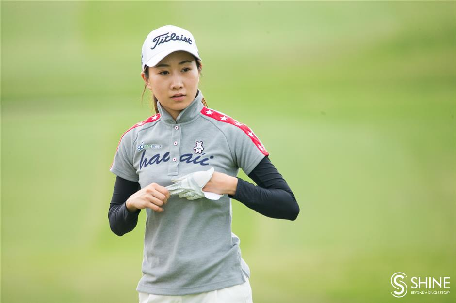 Zhang looks for maiden win in Xiamen
