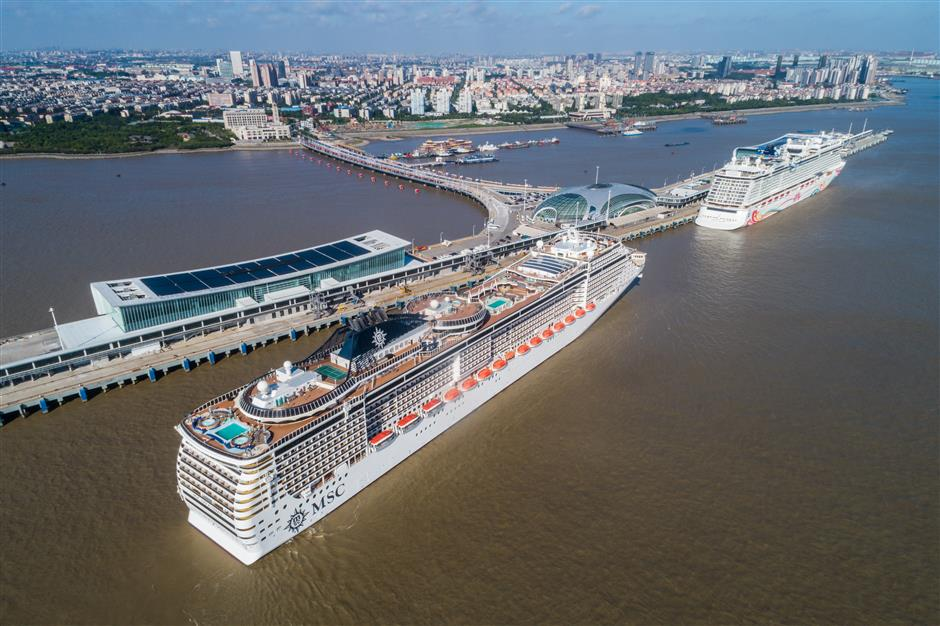 Work to start on first Chinese cruise liner