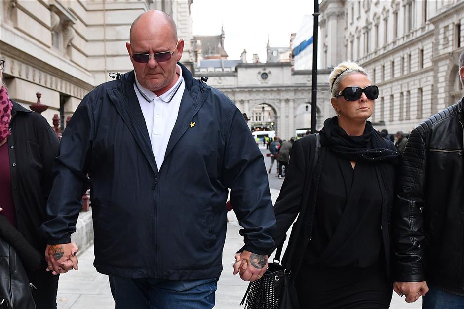 Trump, British PM discuss fatal car crash involving US diplomat's wife