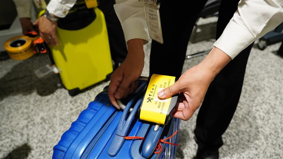 Early customs checks at city airports