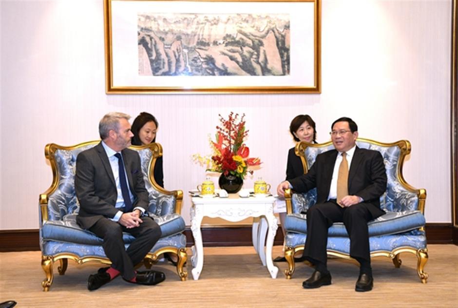 Party Secretary Li unveils cruise tourism demo zone
