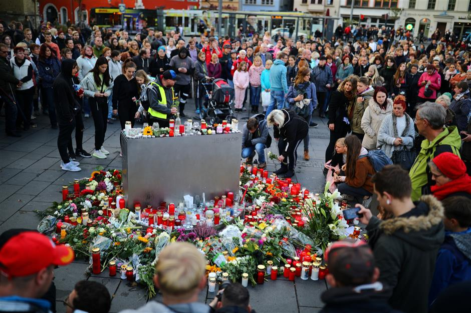 Synagogue attacker 'planned massacre'