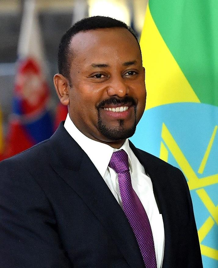 Ethiopia PM wins Nobel Peace Prize for mending ties with Eritrea