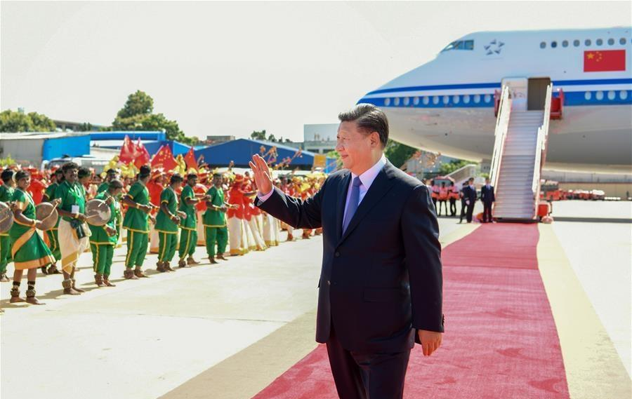 From Xi Jinping, A Roadmap To Better India, China Relations