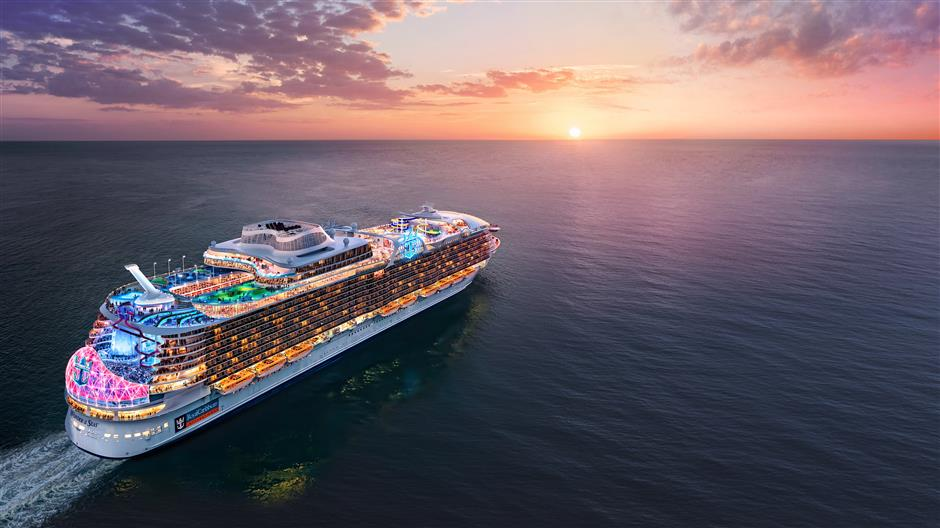 Shanghai to welcome Wonder of the Seas