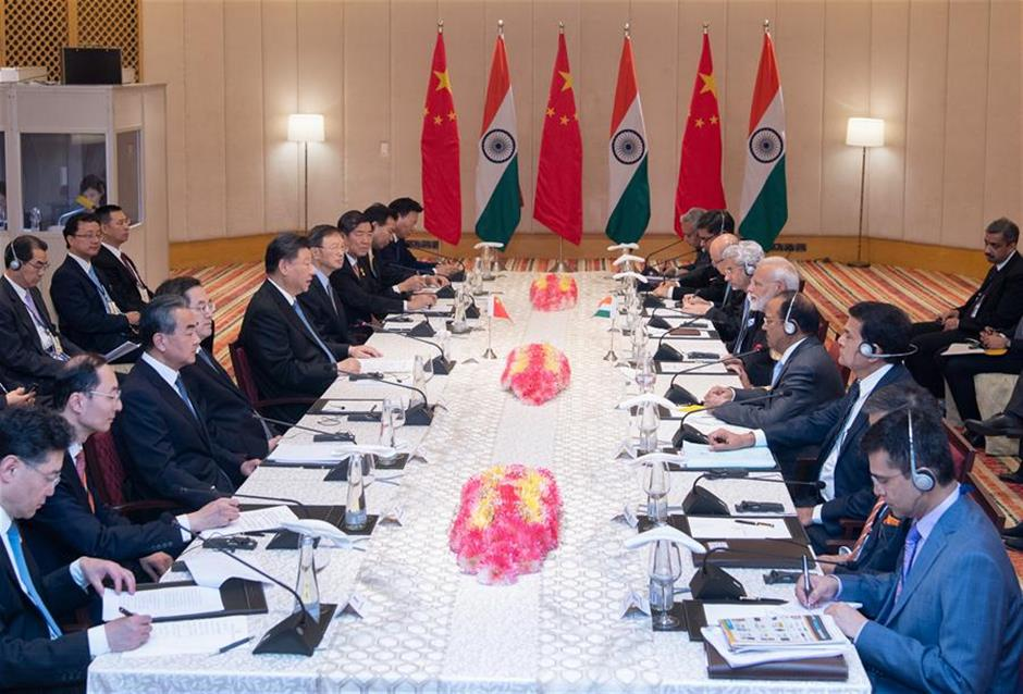 Xi makes proposals on China-India ties as meeting with Modi enters 2nd day