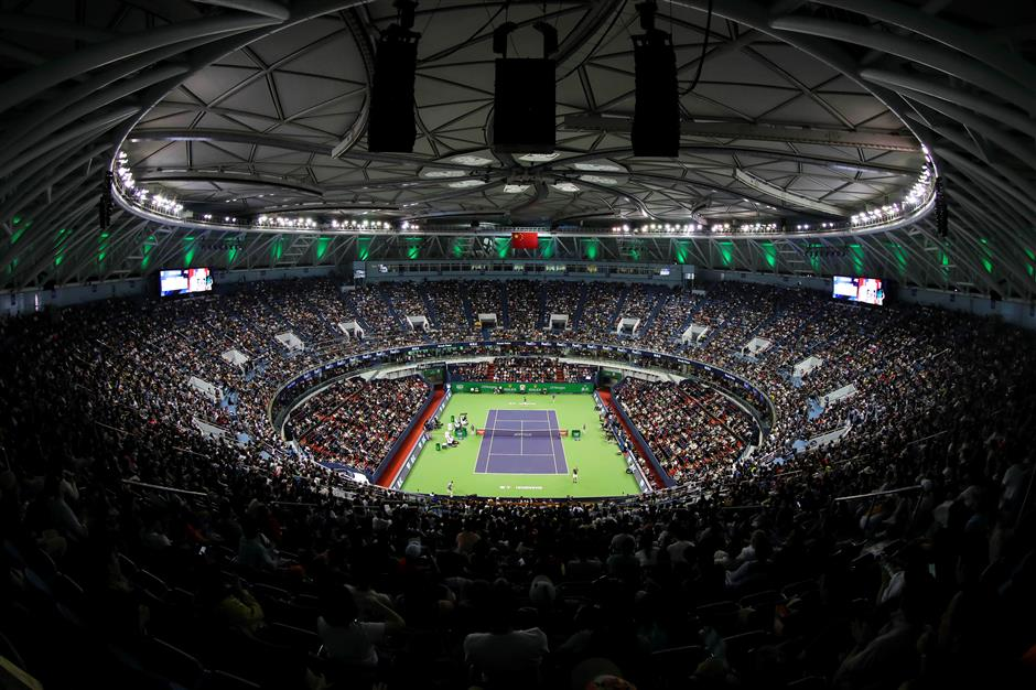 Qizhong sees 20 percent surge in Masters fans