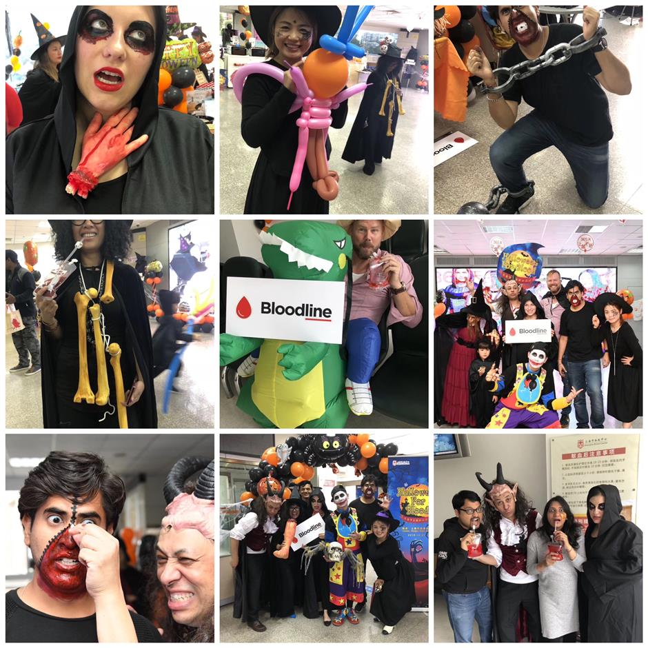 'Vampires' at special Halloween parties are out for blood