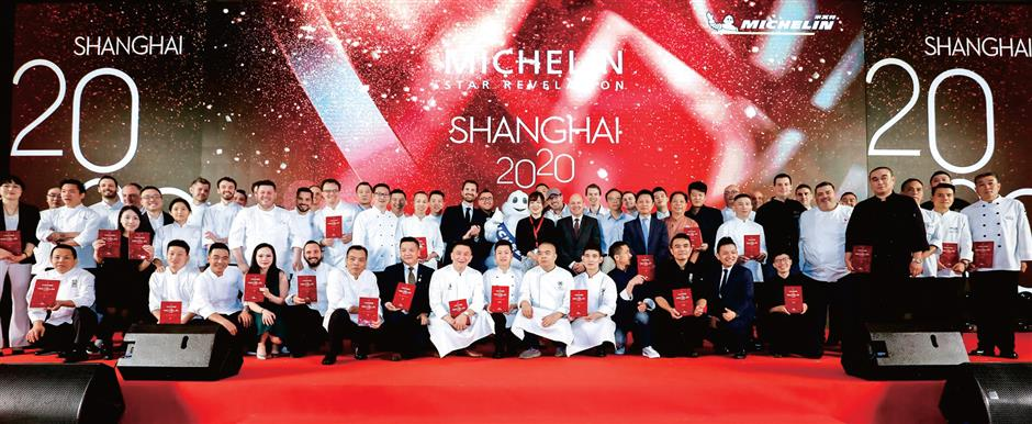 Michelin highlights cuisine diversity