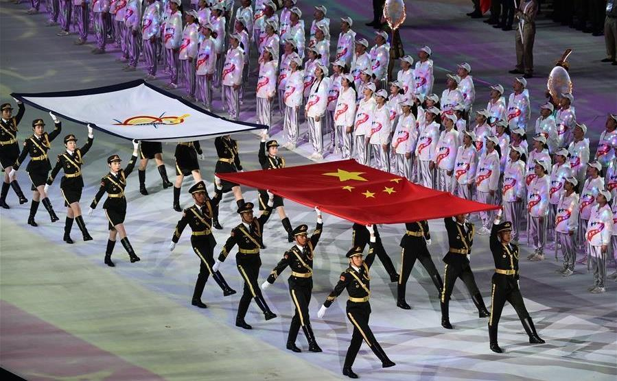 Military World Games opens in Wuhan, ushering in new era