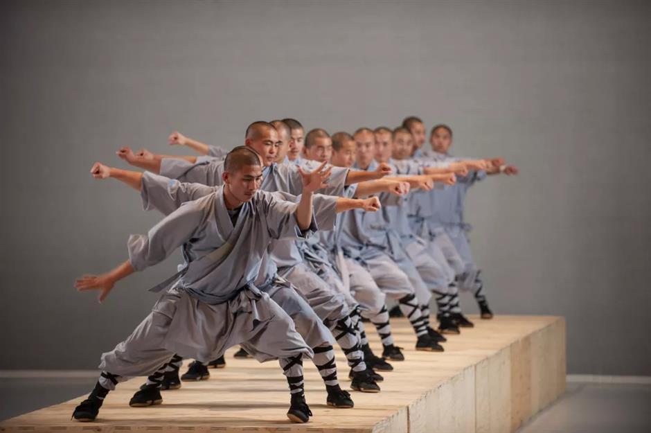 Shanghai dance theater teams up with London peer