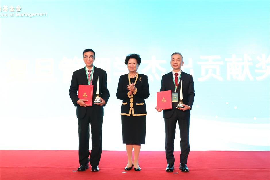 Xiaomichief honored for outstanding contributions