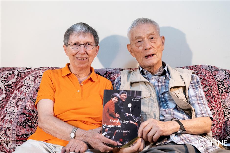 Retired Shanghai life a paradise for British-Chinese couple