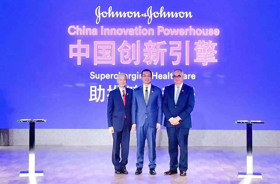 Johnson & Johnson completes two new plants in China
