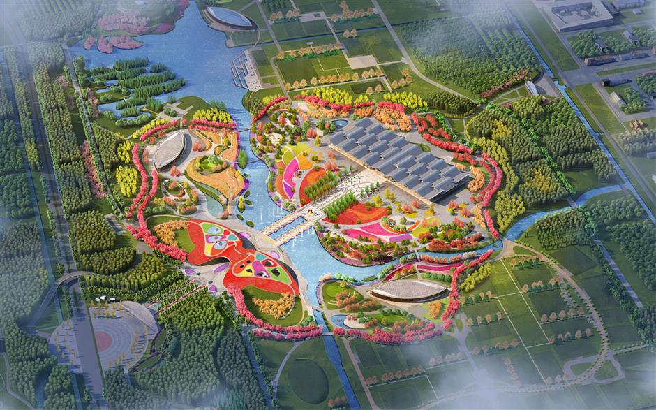 2021 China Flower Expo coming to Chongming
