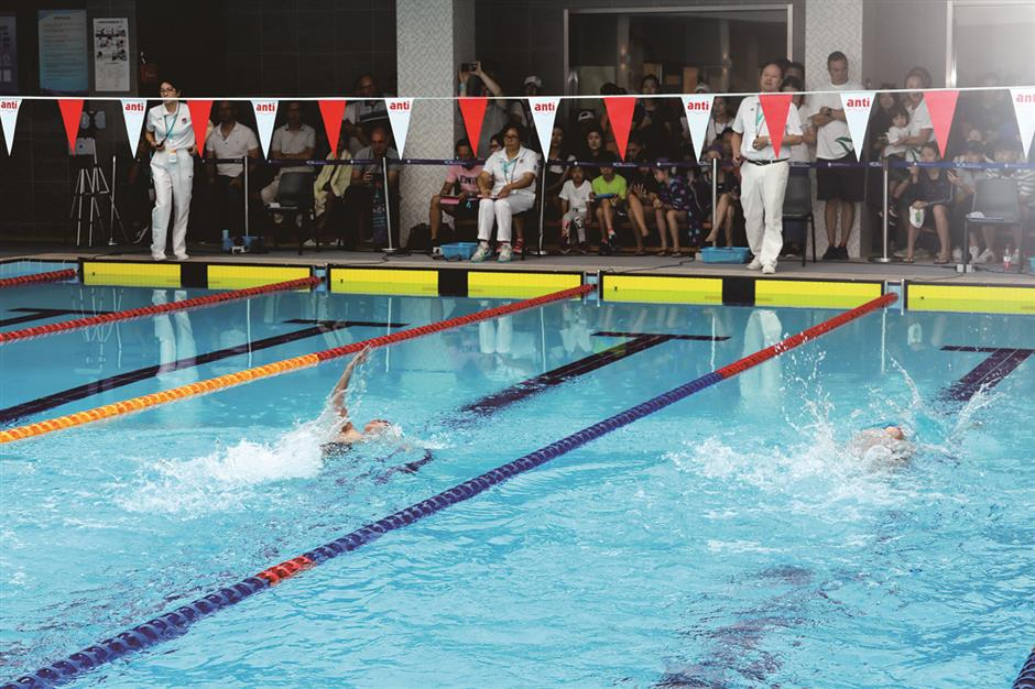 YCIS Puxi swimmers make a splash at events
