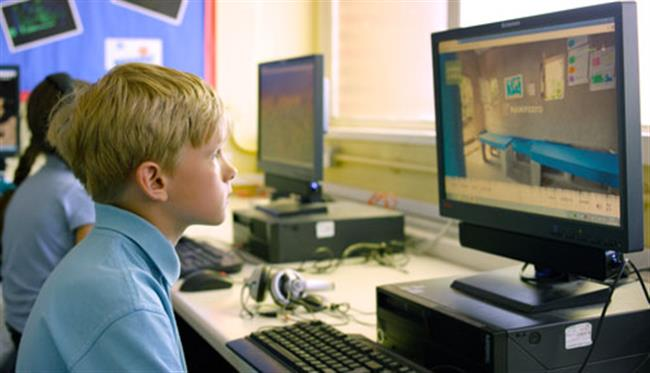 The Global Search for Education: Immersive Storytelling - Could VR Provide an Answer for Children with Dyslexia?