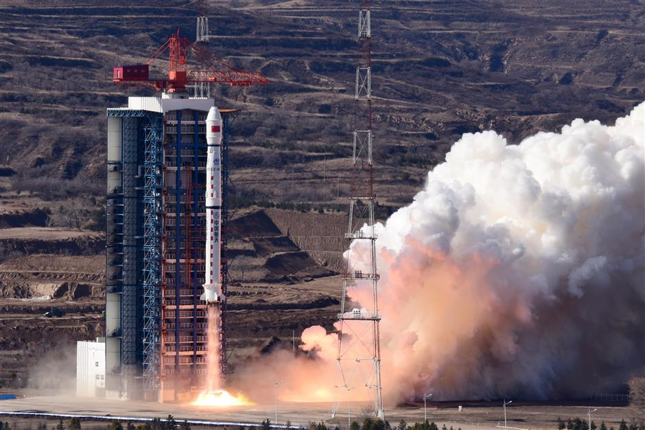 China launches new Earth observation satellite Gaofen-7